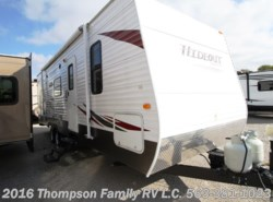 Used 2012  Keystone Hideout 27DBS by Keystone from Thompson Family RV LLC in Davenport, IA