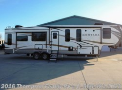New 2017  Keystone Montana 3950BR by Keystone from Thompson Family RV LLC in Davenport, IA