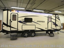 New 2017  Venture RV  SPORT TREK ST251VRK by Venture RV from Thompson Family RV LLC in Davenport, IA