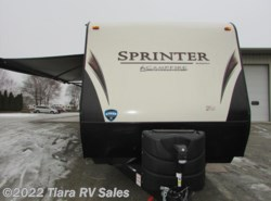 New 2018 Keystone Sprinter CAMPFIRE 33BH available in Elkhart, Indiana