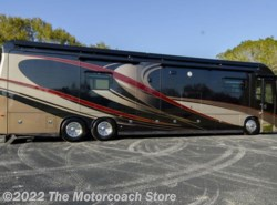 Used 2013  Entegra Coach Cornerstone 45K Quad Slide Bath & Half by Entegra Coach from The Motorcoach Store in Bradenton, FL