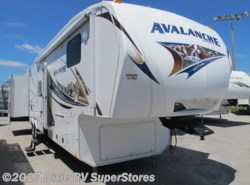 Used 2012  Keystone Avalanche 340TG by Keystone from DIXIE RV SUPERSTORES FLORIDA in Defuniak Springs, FL
