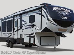 New 2017  Keystone Avalanche 370RD by Keystone from DIXIE RV SUPERSTORES FLORIDA in Defuniak Springs, FL