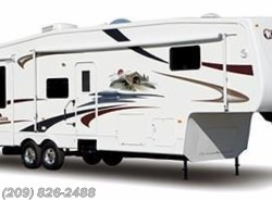 Used 2009  Forest River Cedar Creek 34TSA