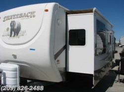 Used 2008  Forest River Cedar Creek Silverback 32LFGBS