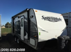 Used 2015 Keystone Springdale 179QBWE available in Los Banos, California