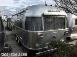 New 2017  Airstream International Signature 25FB by Airstream from www.RVToscano.com in Los Banos, CA
