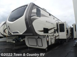 New 2017  Keystone Montana 3820FK by Keystone from Town & Country RV in Clyde, OH
