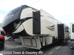 New 2017  Keystone Montana High Country 340BH by Keystone from Town & Country RV in Clyde, OH