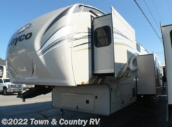 New 2017  Jayco Eagle 355MBQS by Jayco from Town & Country RV in Clyde, OH
