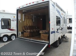 Used 2012  Jayco Octane ZX Super Lite 161 by Jayco from Town & Country RV in Clyde, OH