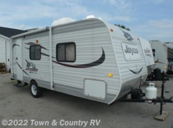 Used 2015  Jayco Jay Flight SLX 195RB by Jayco from Town & Country RV in Clyde, OH