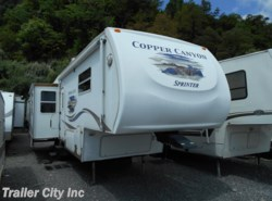 Used 2007 Keystone Copper Canyon 302FWRLS available in Whitehall, West Virginia