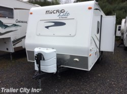 New 2014  Forest River Flagstaff Micro Lite 21FBRS by Forest River from Trailer City, Inc. in Whitehall, WV