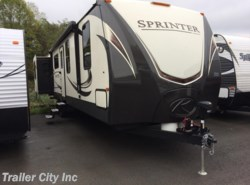 New 2017 Keystone Sprinter 332DEN available in Whitehall, West Virginia