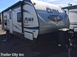 New 2017  Palomino Puma 23FBC by Palomino from Trailer City, Inc. in Whitehall, WV