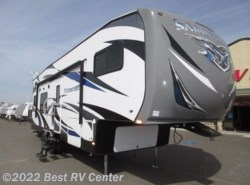 New 2017  Forest River Sandstorm 285GSLR RAMP DOOR PATIO PKG/ 200W SOLAR PANEL/SOLI by Forest River from Best RV Center in Turlock, CA