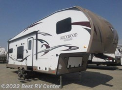 New 2017  Forest River Rockwood Signature Ultra Lite 8280WS PLATINUM PACKAGE by Forest River from Best RV Center in Turlock, CA
