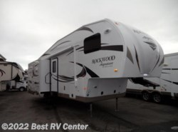 New 2016  Forest River Rockwood Signature Ultra Lite 8288WSA PLATINUM PACKAGE by Forest River from Best RV Center in Turlock, CA