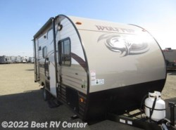 New 2016  Forest River Cherokee Wolf Pup 16BHS by Forest River from Best RV Center in Turlock, CA