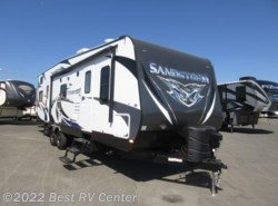 New 2016  Forest River Sandstorm 280GSLR 200 WATT SOLAR POWER/ ARCTIC PACKAGE/RAMP  by Forest River from Best RV Center in Turlock, CA