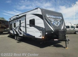 New 2016  Forest River Sandstorm 240SLC 200 WATT SOLAR POWER KIT/ 4.0 ONAN GENERATO by Forest River from Best RV Center in Turlock, CA