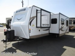 New 2016  Forest River Rockwood Ultra Lite 2702WS Two Entry Doors / Two Bunk Beds / Wardrobe  by Forest River from Best RV Center in Turlock, CA