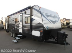New 2018 Keystone Springdale 282BHWE ALL POWER PACKAGE / / Two Full Size Bunks available in Turlock, California