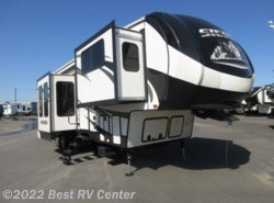 New 2016  Forest River Sierra 377FLIK 6 Point Auto Leveling System/ Front Living by Forest River from Best RV Center in Turlock, CA