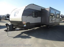New 2016  Forest River Cherokee 274DBH Two Full Size Bunks / /FLIP DOWN TRAVEL RAC by Forest River from Best RV Center in Turlock, CA