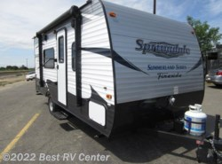 New 2017  Keystone Springdale Summerland 1700FQ \Front Walk Around Murphy Queen Bed by Keystone from Best RV Center in Turlock, CA