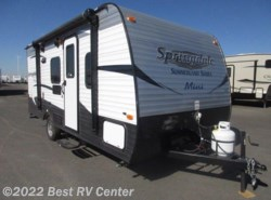 New 2016  Keystone Springdale Summerland 1800BH BUNK MODEL/ FRONT QUEEN BED by Keystone from Best RV Center in Turlock, CA