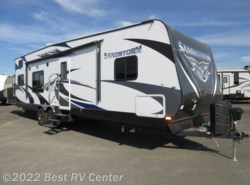 New 2016  Forest River Sandstorm 281GSLR 200 WATT SOLAR/ PATIO ROOM / LG SOLID SURF by Forest River from Best RV Center in Turlock, CA