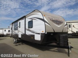 New 2017  Forest River Wildwood 27RKSS CORIAN COUNTER/ ALL POWER PACKAGE/ REAR KIT by Forest River from Best RV Center in Turlock, CA