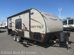 New 2016  Forest River Cherokee Grey Wolf 17BH POWER AWNING / FLIP DOWN TRAVEL RACK /Outside by Forest River from Best RV Center in Turlock, CA