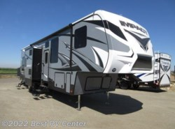 New 2016  Keystone Fuzion Impact FZ341 6 POINT HYDRAULIC AUTO LEVELIN Patio Pkg/12f by Keystone from Best RV Center in Turlock, CA