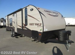 New 2016  Forest River Cherokee Grey Wolf 26RR TOY HAULER/ FRONT SLEEPE by Forest River from Best RV Center in Turlock, CA