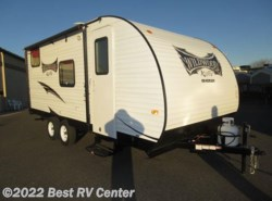 New 2016  Forest River Wildwood 180BH SINGLE DOOR 3 CU FT RV REFER by Forest River from Best RV Center in Turlock, CA