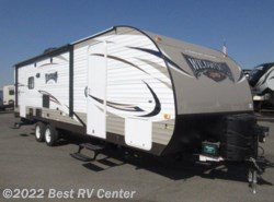 New 2017  Forest River Wildwood 254RLXL ALL POWER PACKAGE/ REAR LIVING WALK AROUND by Forest River from Best RV Center in Turlock, CA