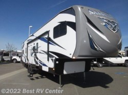 New 2016  Forest River Sandstorm 350GSLR RAMP DOOR PATIO CABLE/ 200W SOLAR PANEL /2 by Forest River from Best RV Center in Turlock, CA