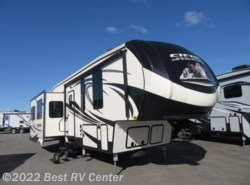 New 2017  Forest River Sierra 354RET  6 Point Auto Leveling System/ Rear Enterta by Forest River from Best RV Center in Turlock, CA