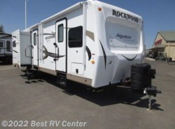 New 2017  Forest River Rockwood Signature Ultra Lite 8327SS Four Slide Outs / Out Side Kitchen / 2ND Be by Forest River from Best RV Center in Turlock, CA