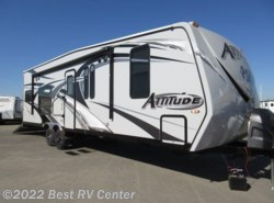 New 2017  Eclipse Attitude 28IBG  SLIDE OUT/ Grey Exterior/ 150 Gallon Fresh  by Eclipse from Best RV Center in Turlock, CA