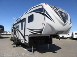 New 2017  Eclipse Attitude 28SAG Two slides/ GREY EXT./160 WATT SOLAR PANEL / by Eclipse from Best RV Center in Turlock, CA