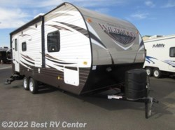 New 2017  Forest River Wildwood 21RBS CALL FOR THE LOWEST PRICE! LG SOLID SURFACE  by Forest River from Best RV Center in Turlock, CA
