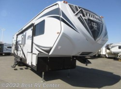 New 2017  Eclipse Attitude 38CRSG+2  GRAY 24.6FT Cargo/2 A/C/160W Solar/51 GA by Eclipse from Best RV Center in Turlock, CA