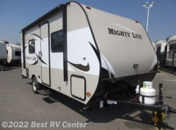 New 2017  Pacific Coachworks Mighty Lite 16RB Dry Weight 2290LB by Pacific Coachworks from Best RV Center in Turlock, CA