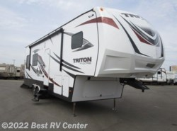 New 2017  Dutchmen Voltage Triton 2951 CALL FOR THE LOWEST PRICE! /17 Ft Cargo Area/ by Dutchmen from Best RV Center in Turlock, CA