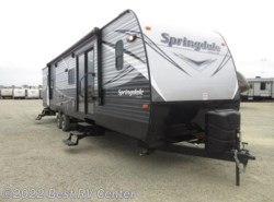 New 2017  Keystone Springdale 38FL Front Living/ Sliding Glass Entry Doors/ Two  by Keystone from Best RV Center in Turlock, CA