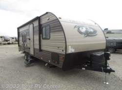 New 2017  Forest River Cherokee Grey Wolf 23QB Flip Down Travel Rack Front Walkaround Queen  by Forest River from Best RV Center in Turlock, CA